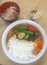 2015年7月の昼食会の完成!