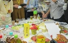 本郷の森設立15周年・銀杏企画30周年を祝う会の様子