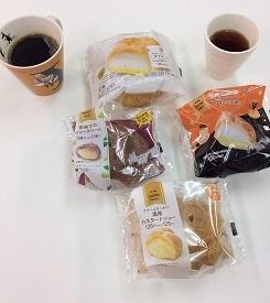 茶話会のお菓子